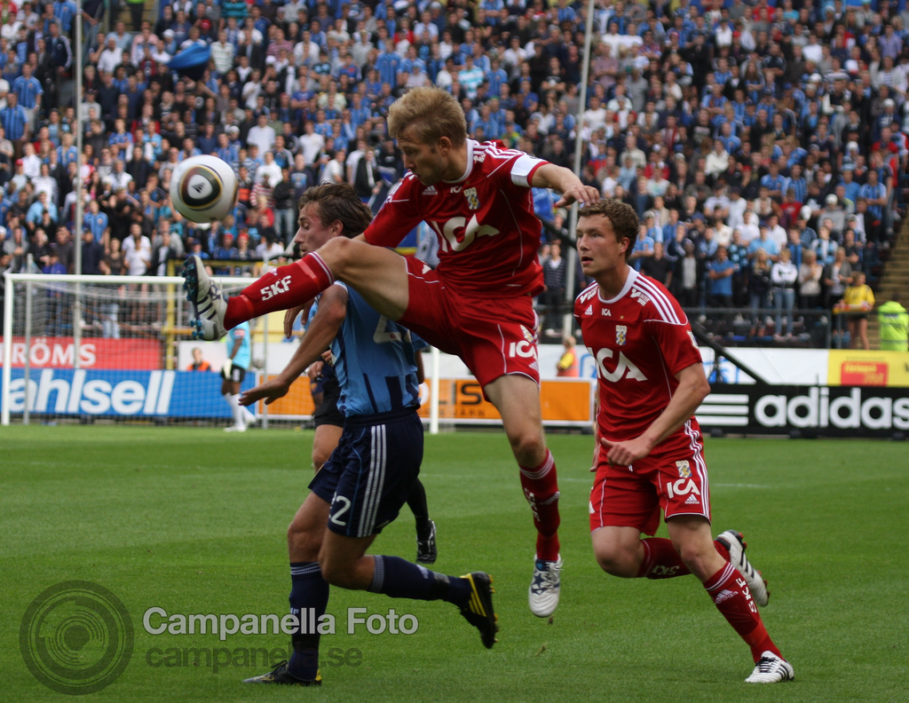 Djurgården 2 - 0 IFK Göteborg - Michael Campanella Photography