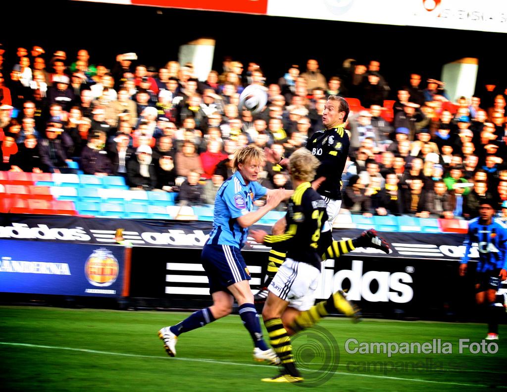 Stockholm's Derby - 1 of 6