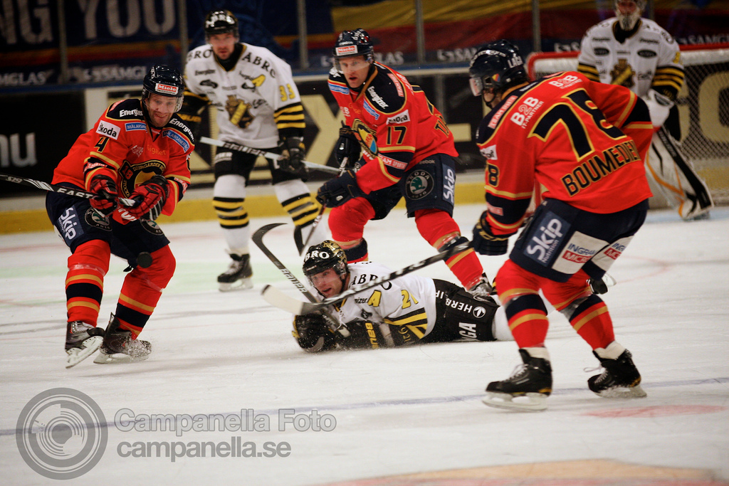 In anticipation of tomorrow's hockey derby - Michael Campanella Photography