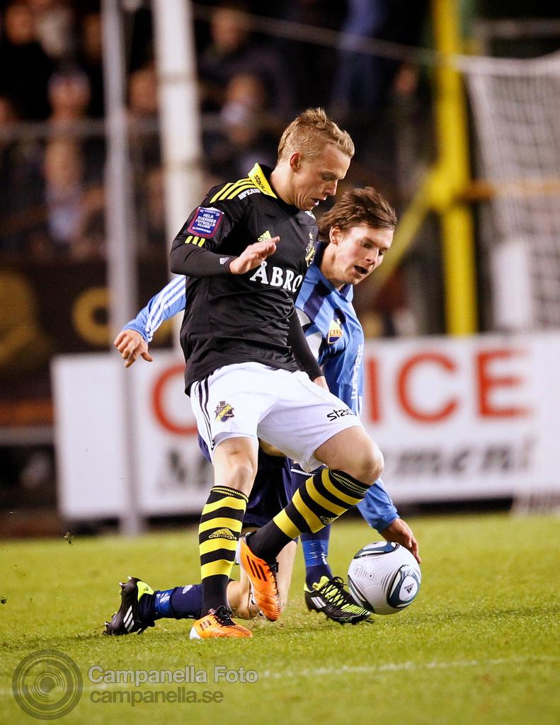 My 2011 Allsvenskan season begins - 1 of 4