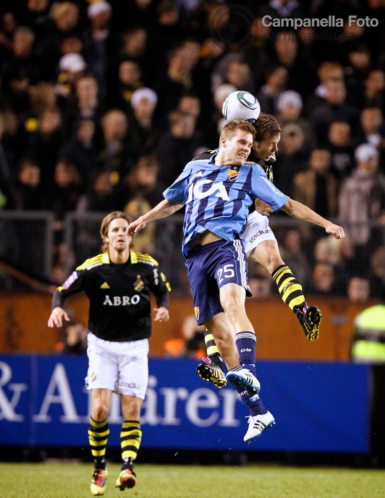 My 2011 Allsvenskan season begins - 4 of 4