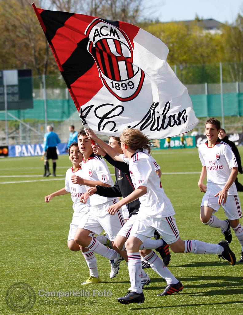 Lennart Johansson Academy Trophy 2011 - 2 of 8