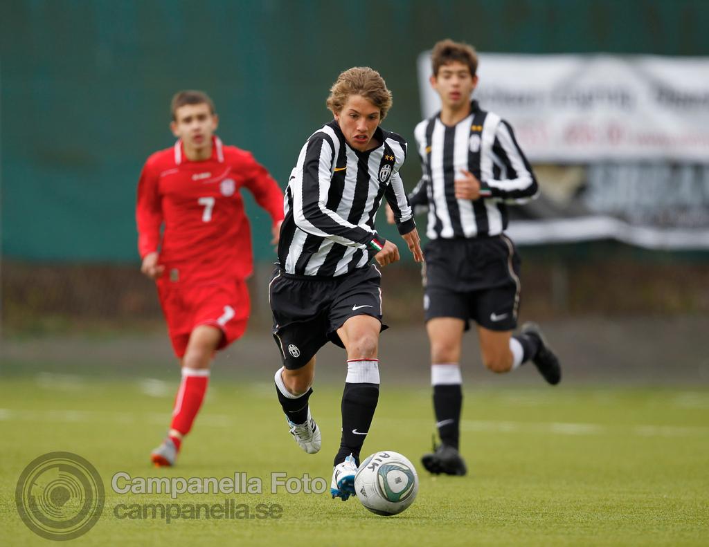 Lennart Johansson Academy Trophy 2011 - 4 of 8