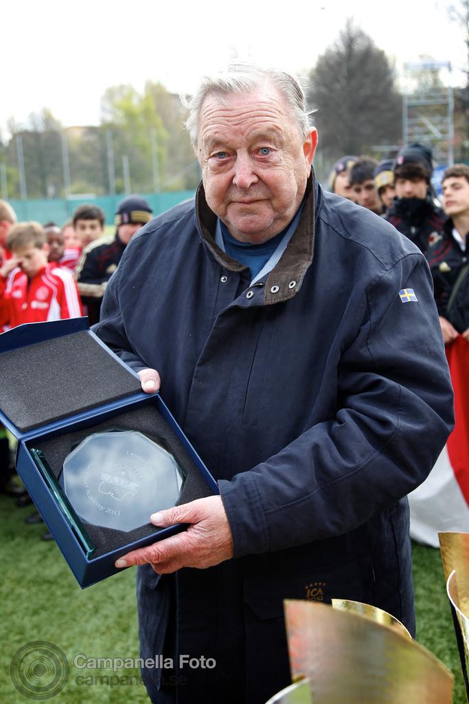 Lennart Johansson Academy Trophy 2011 - 6 of 8