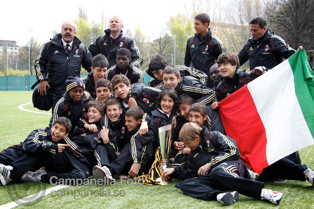 Lennart Johansson Academy Trophy 2011 - 8 of 8