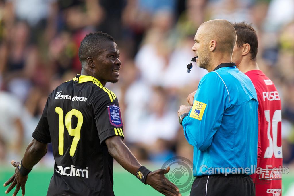 Ibrahim Bangura - 2 of 4