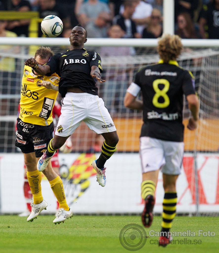 Ibrahim Bangura - 3 of 4
