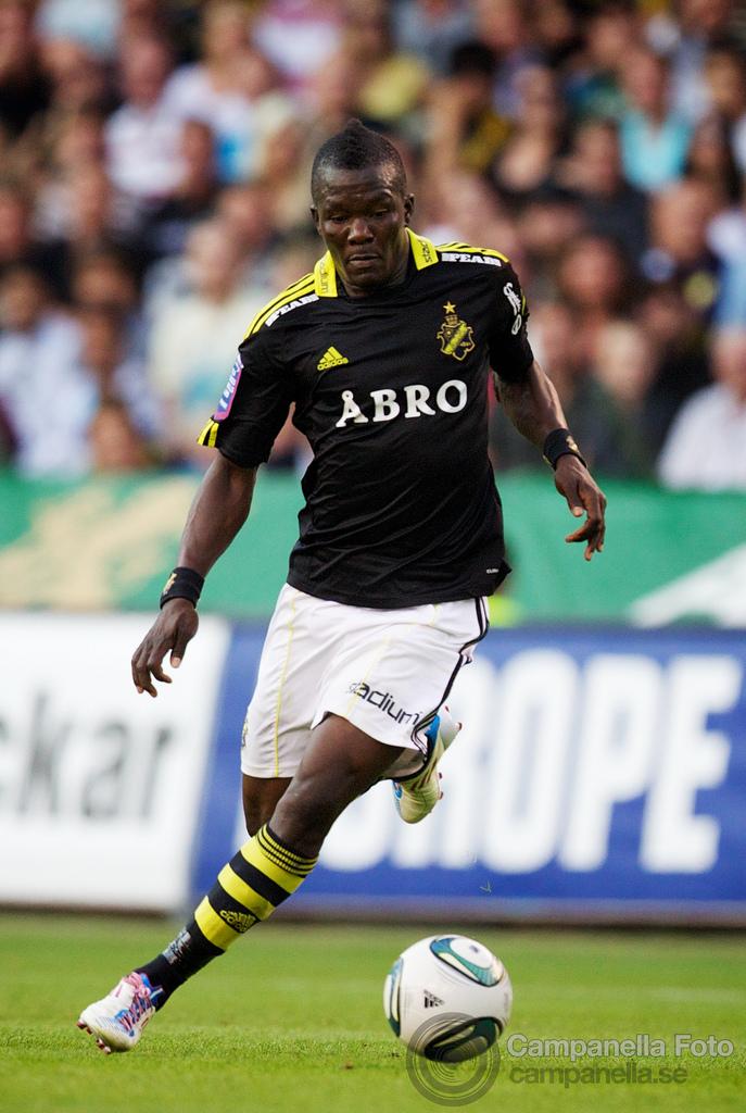 Ibrahim Bangura - 4 of 4
