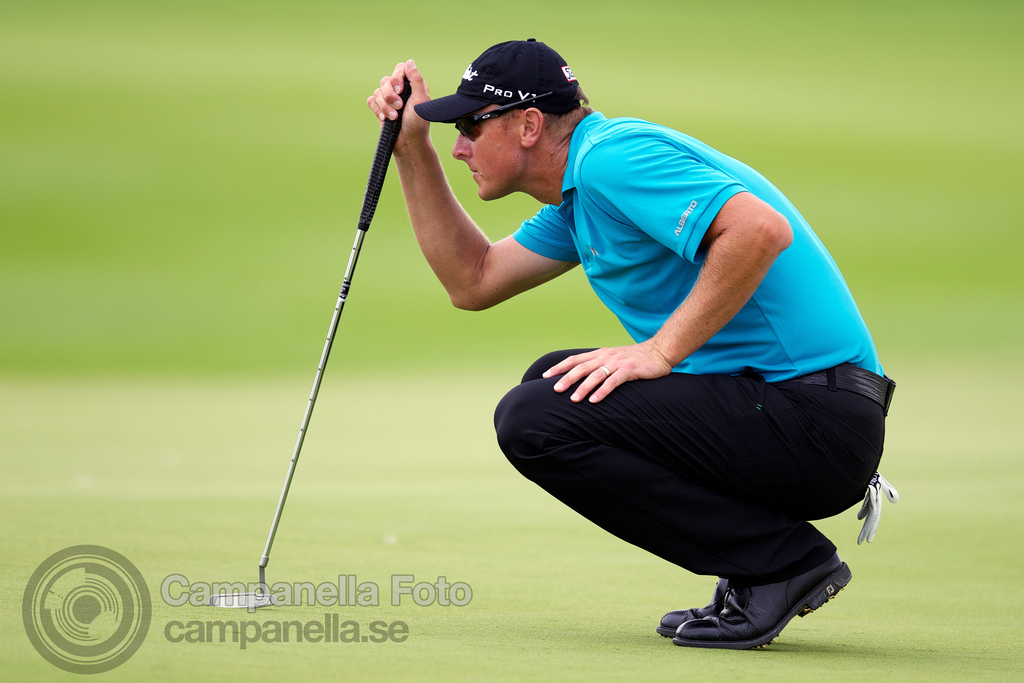 Nordea Scandinavian Masters 2011 - 3 of 6