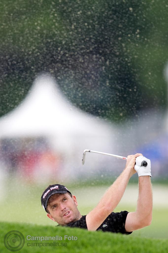 Nordea Scandinavian Masters 2011 - 4 of 6