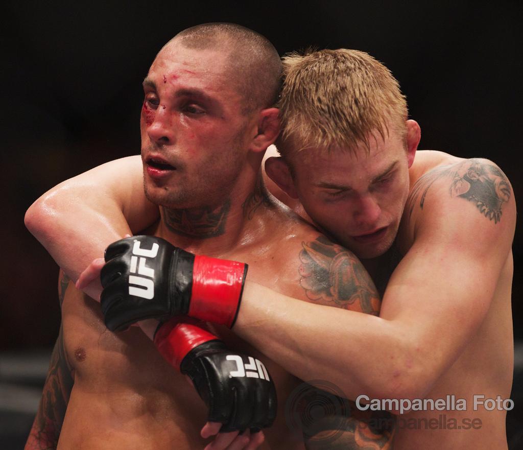 Alexander Gustafsson Vs. Thiago Silva - UFC Fuel - Stockholm, Sweden - 10 of 12