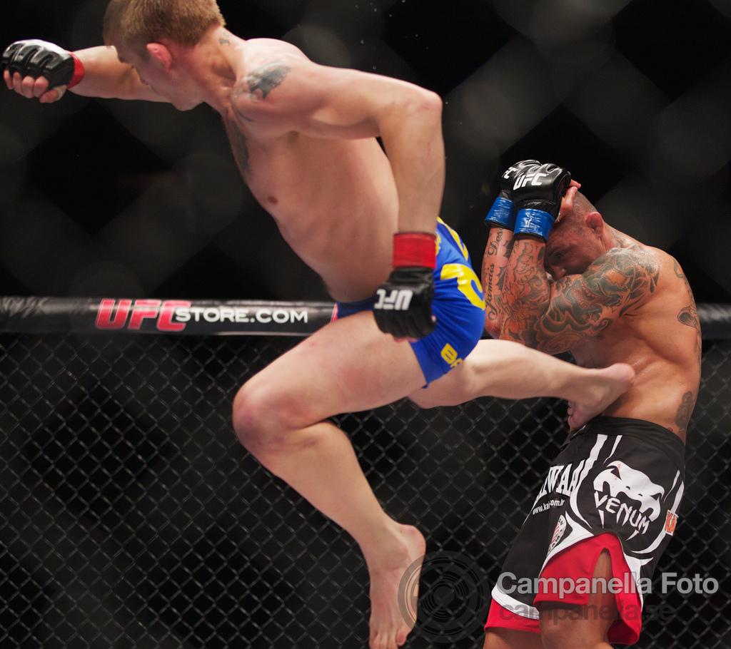 Alexander Gustafsson Vs. Thiago Silva - UFC Fuel - Stockholm, Sweden - 6 of 12