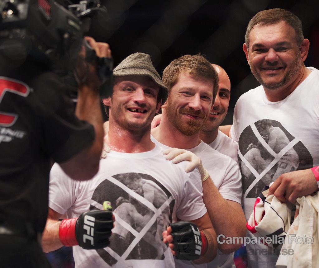 Brad Pickett Vs. Damacio Page - UFC Fuel - Stockholm, Sweden - 2 of 2