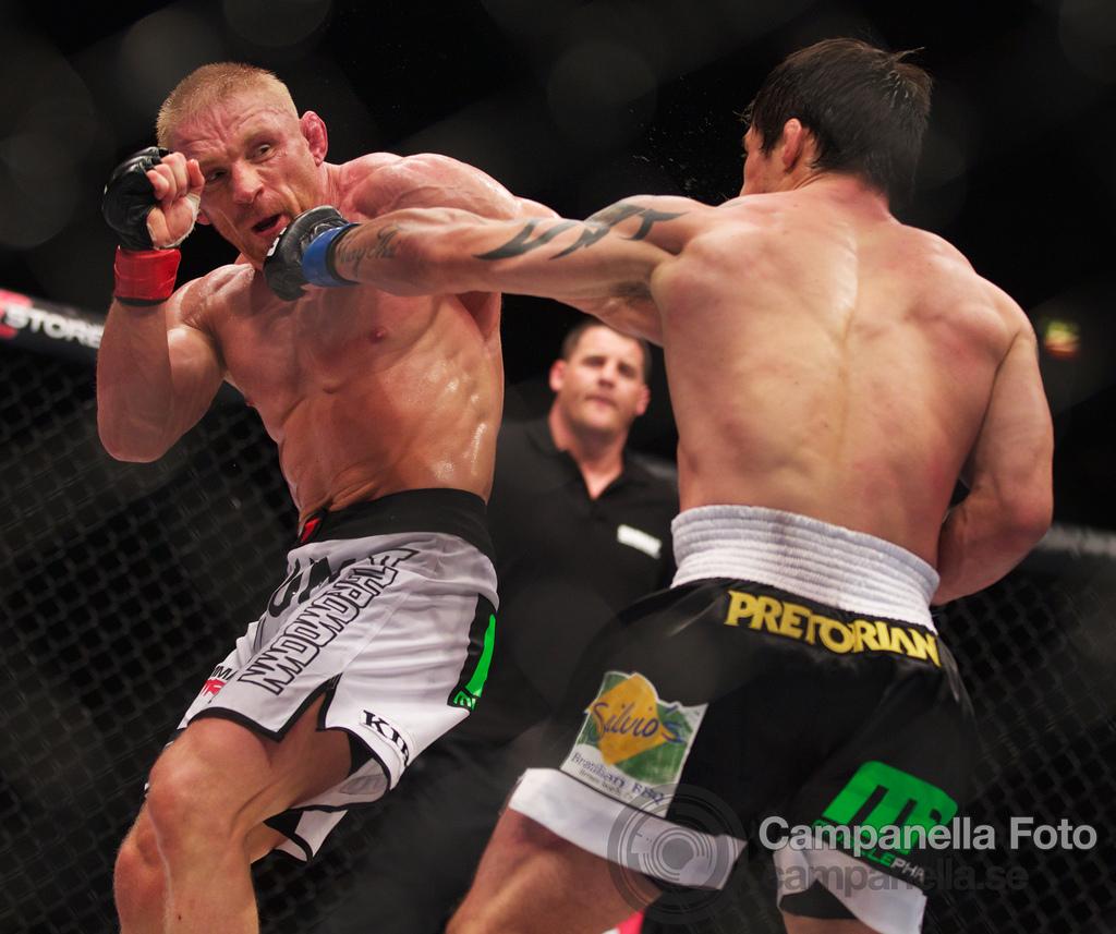 Dennis Siver Vs. Diego Nunes - UFC Fuel - Stockholm, Sweden - 4 of 6