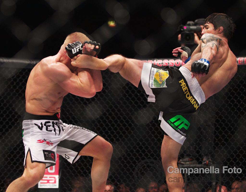 Dennis Siver Vs. Diego Nunes - UFC Fuel - Stockholm, Sweden - 5 of 6
