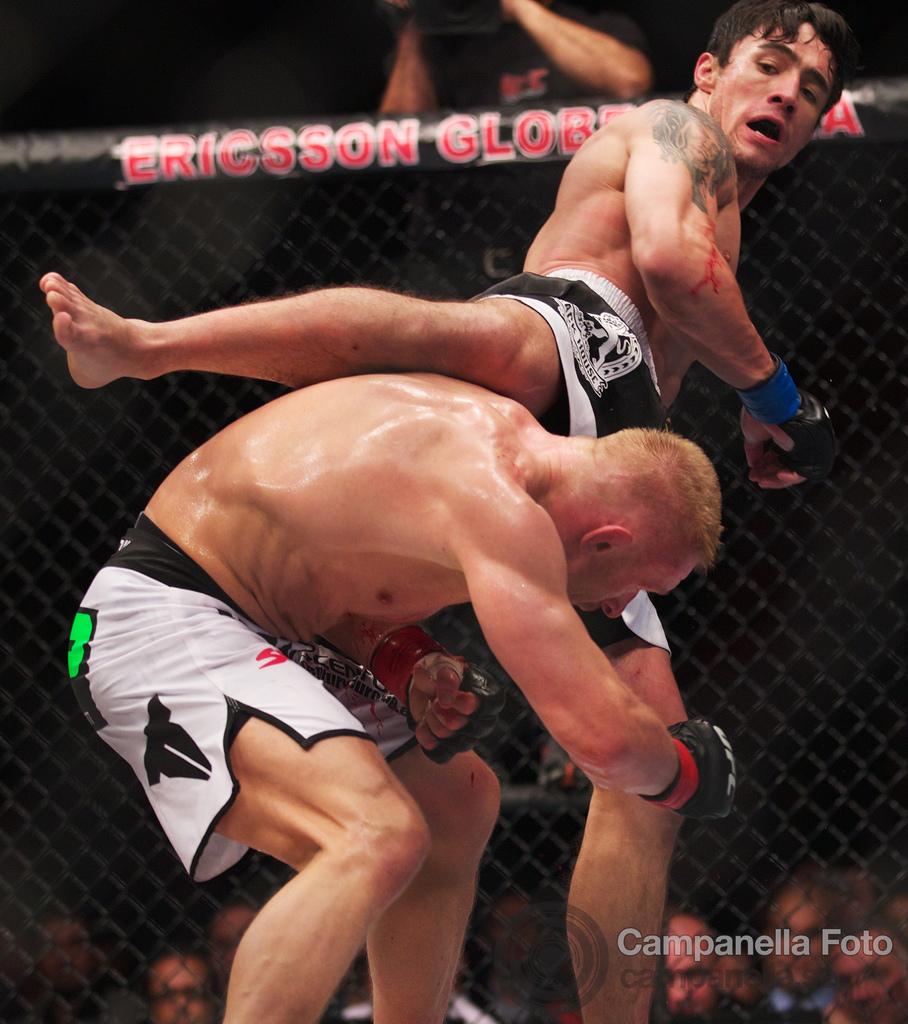 Dennis Siver Vs. Diego Nunes - UFC Fuel - Stockholm, Sweden - 6 of 6