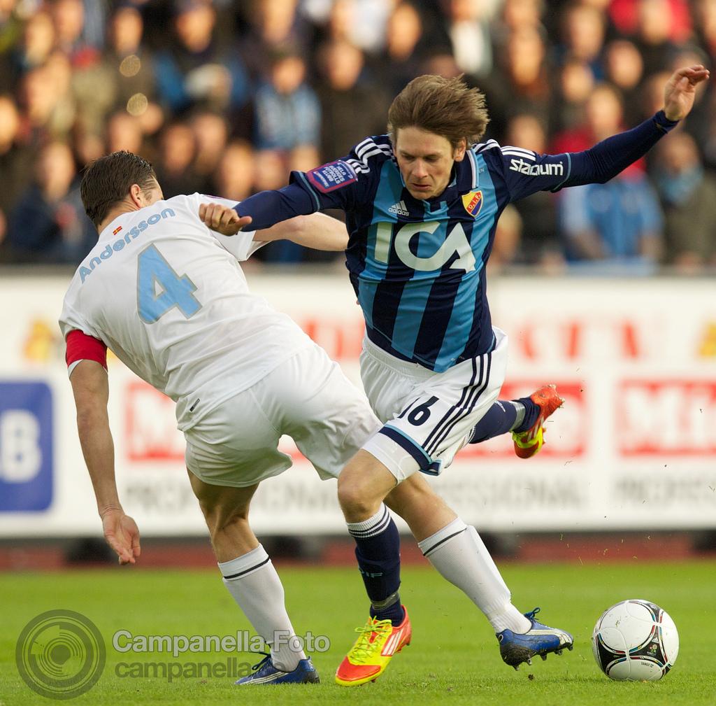 Malmö FF beats Djurgården IF - 1 of 8