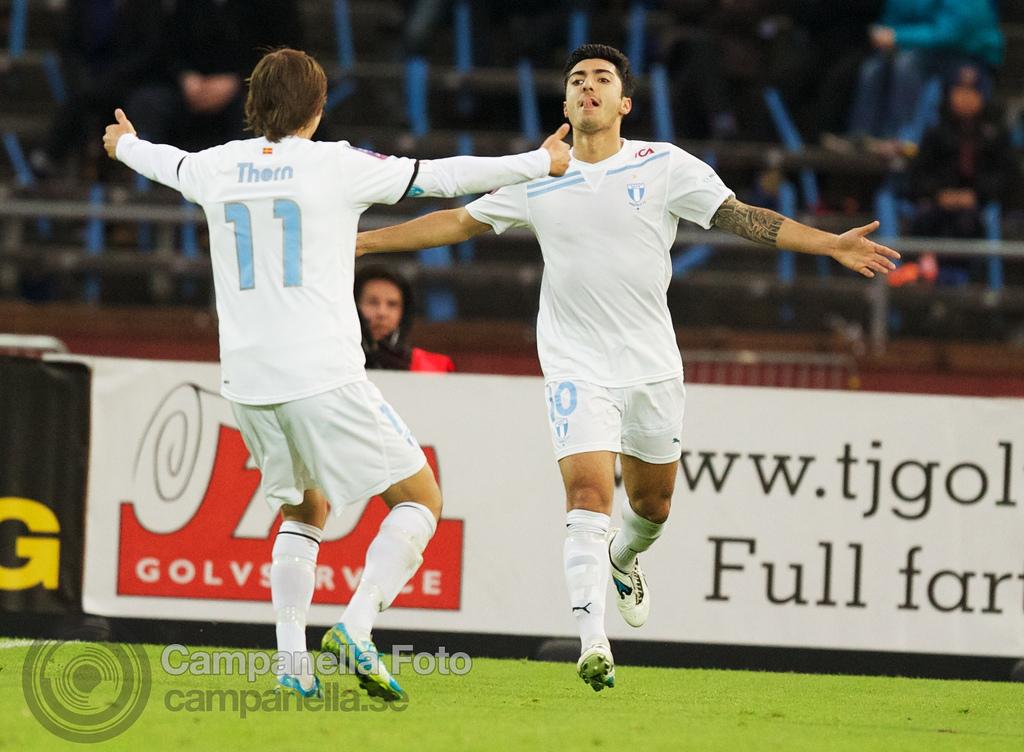 Malmö FF beats Djurgården IF - 4 of 8