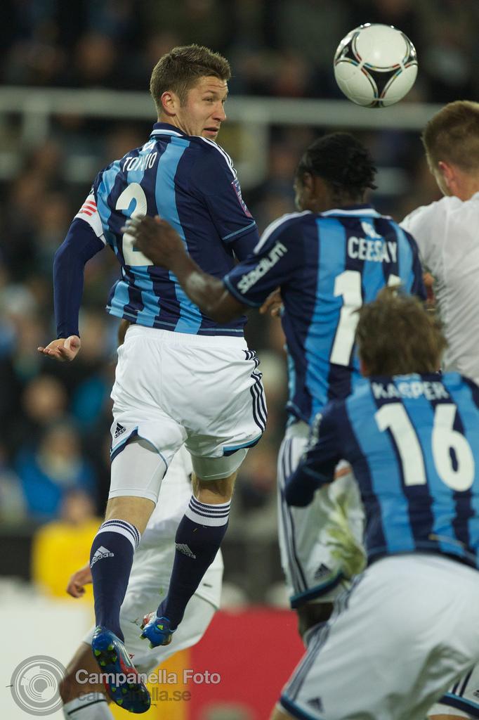 Malmö FF beats Djurgården IF - 5 of 8