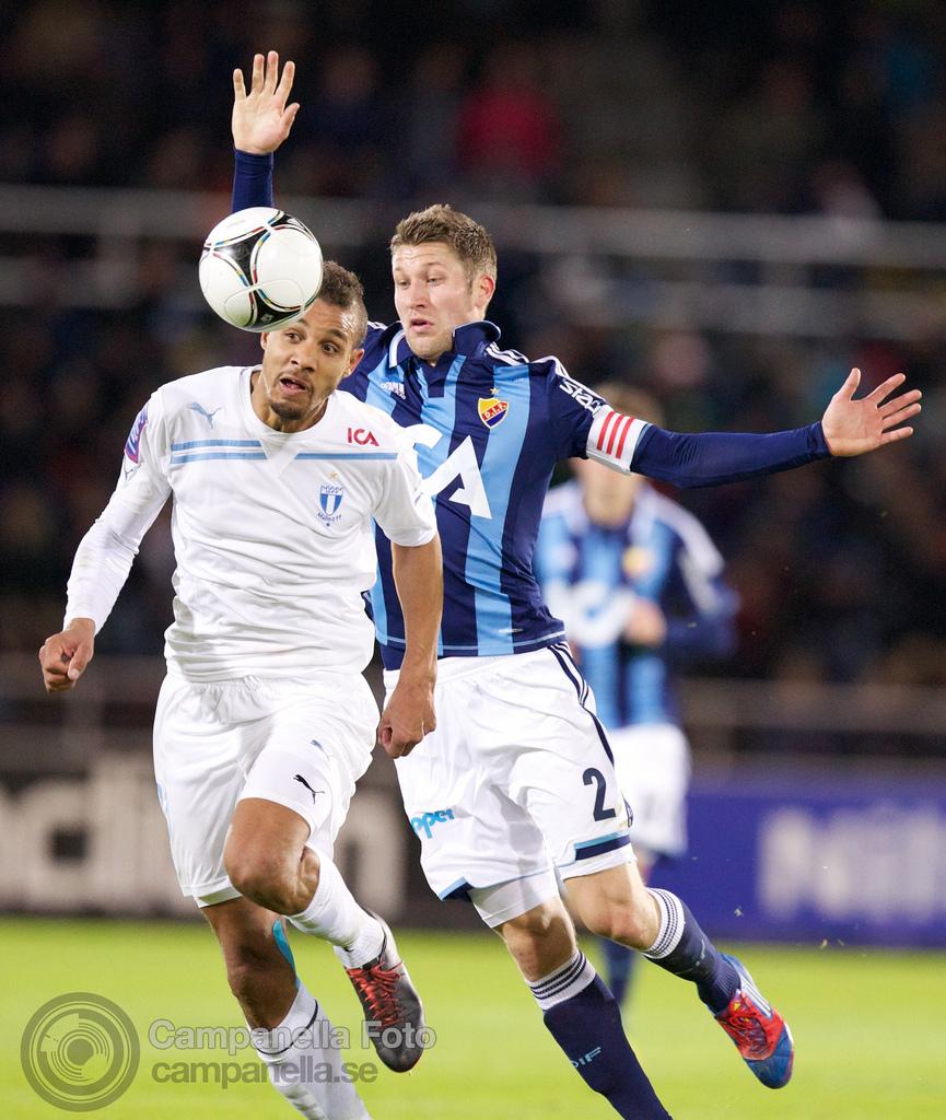 Malmö FF beats Djurgården IF - 7 of 8