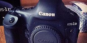 Canon EOS-1D-X
