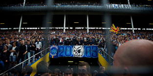 One last derby at Råsunda Stadium (Part 1)