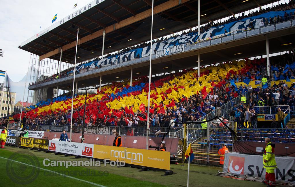 One last derby at Råsunda Stadium (Part 1) - 2 of 10