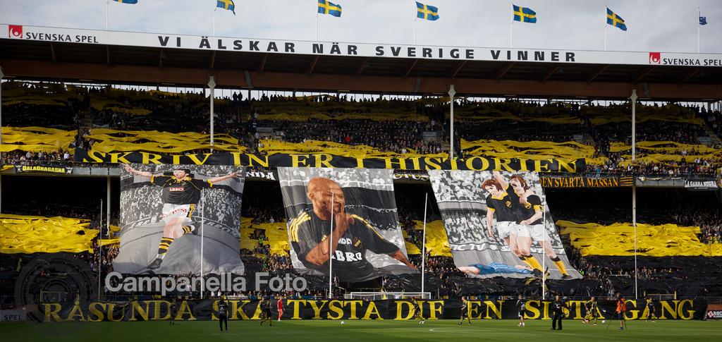 One last derby at Råsunda Stadium (Part 1) - 5 of 10