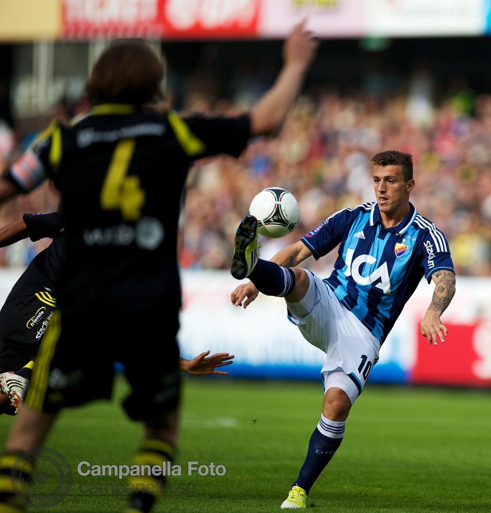 One last derby at Råsunda Stadium (Part 1) - 7 of 10