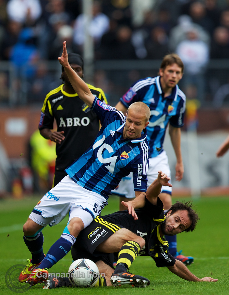 One last derby at Råsunda Stadium (Part 1) - 8 of 10