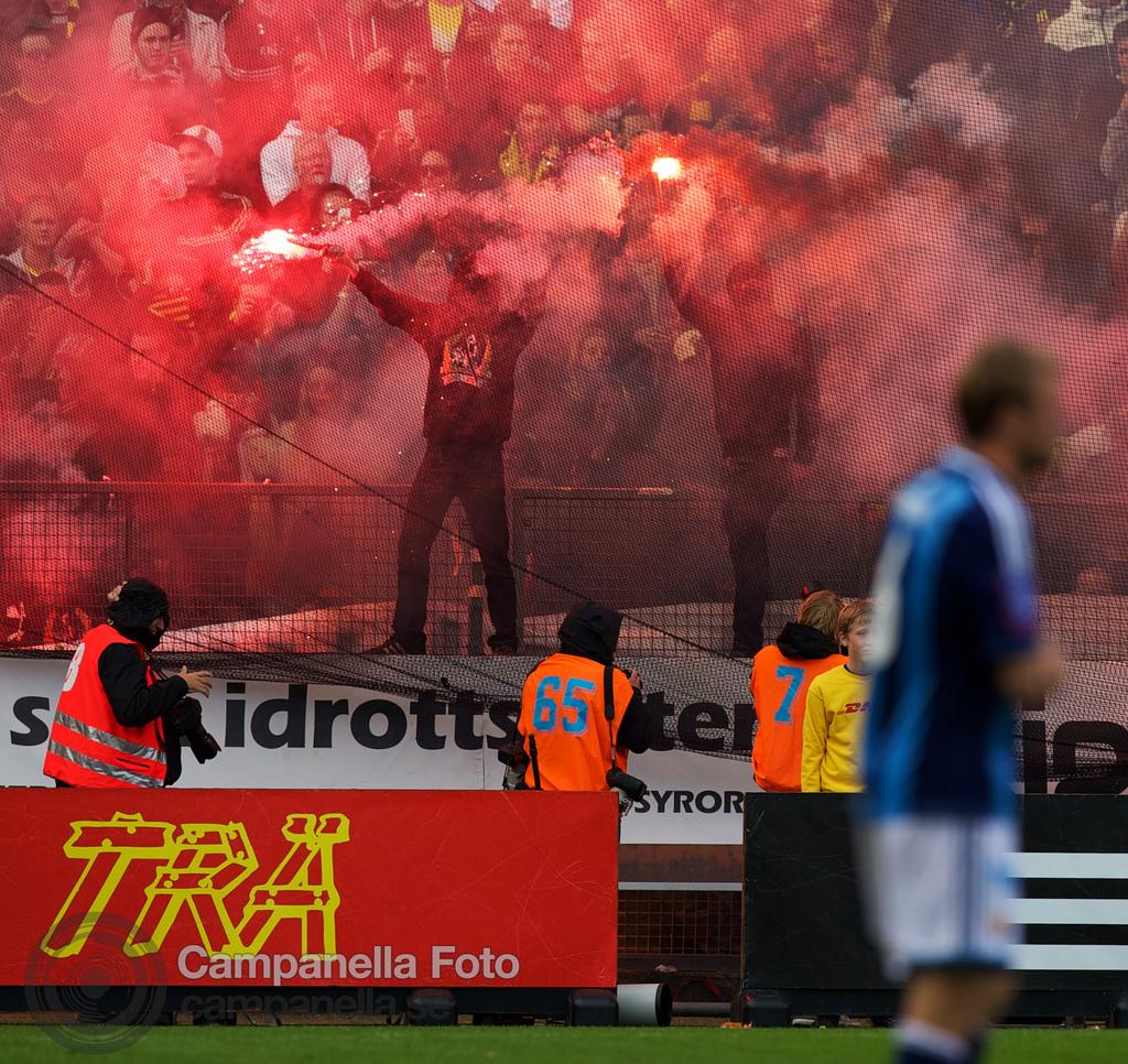 One last derby at Råsunda Stadium (Part 2) - 1 of 9