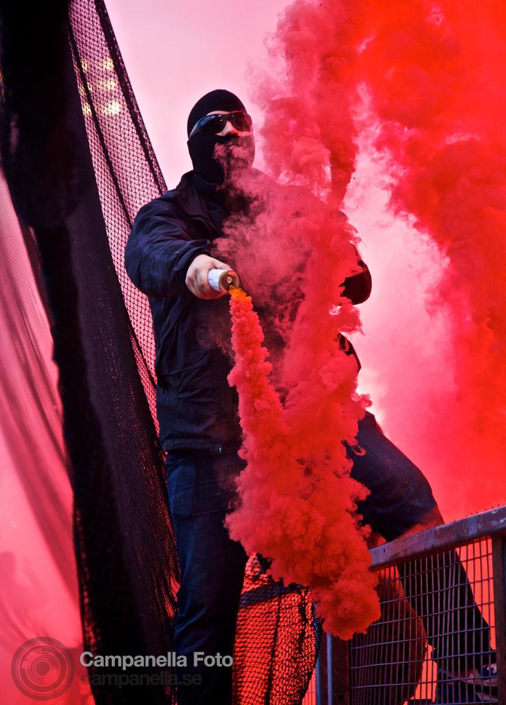 One last derby at Råsunda Stadium (Part 2) - 2 of 9