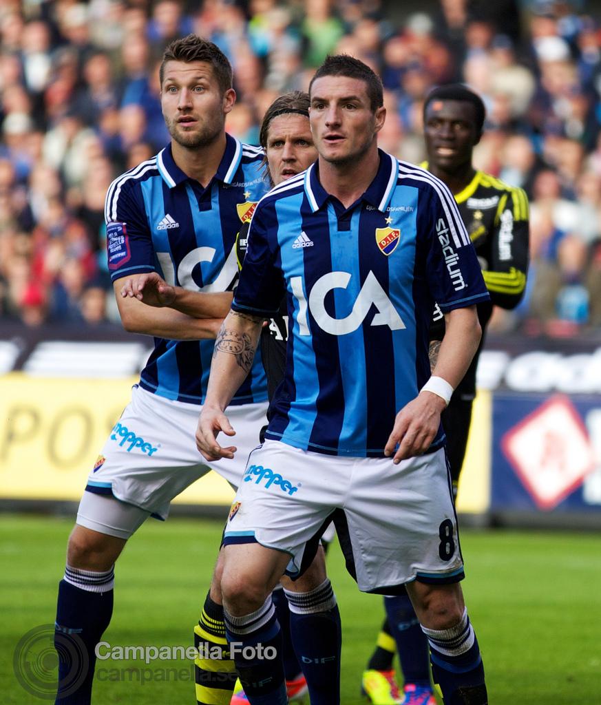 One last derby at Råsunda Stadium (Part 2) - 5 of 9