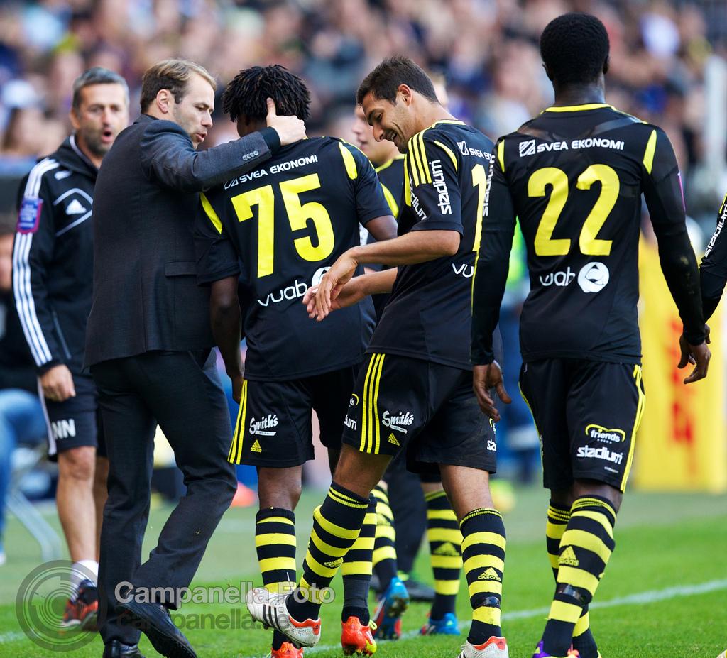 One last derby at Råsunda Stadium (Part 2) - 6 of 9