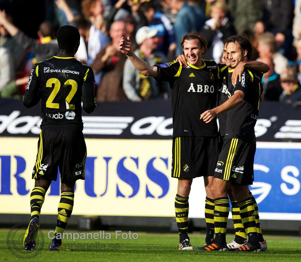 One last derby at Råsunda Stadium (Part 2) - 7 of 9