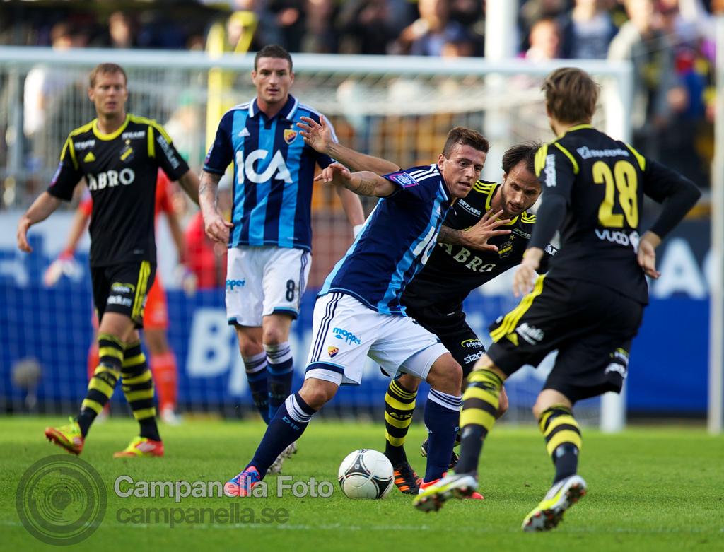 One last derby at Råsunda Stadium (Part 2) - 8 of 9