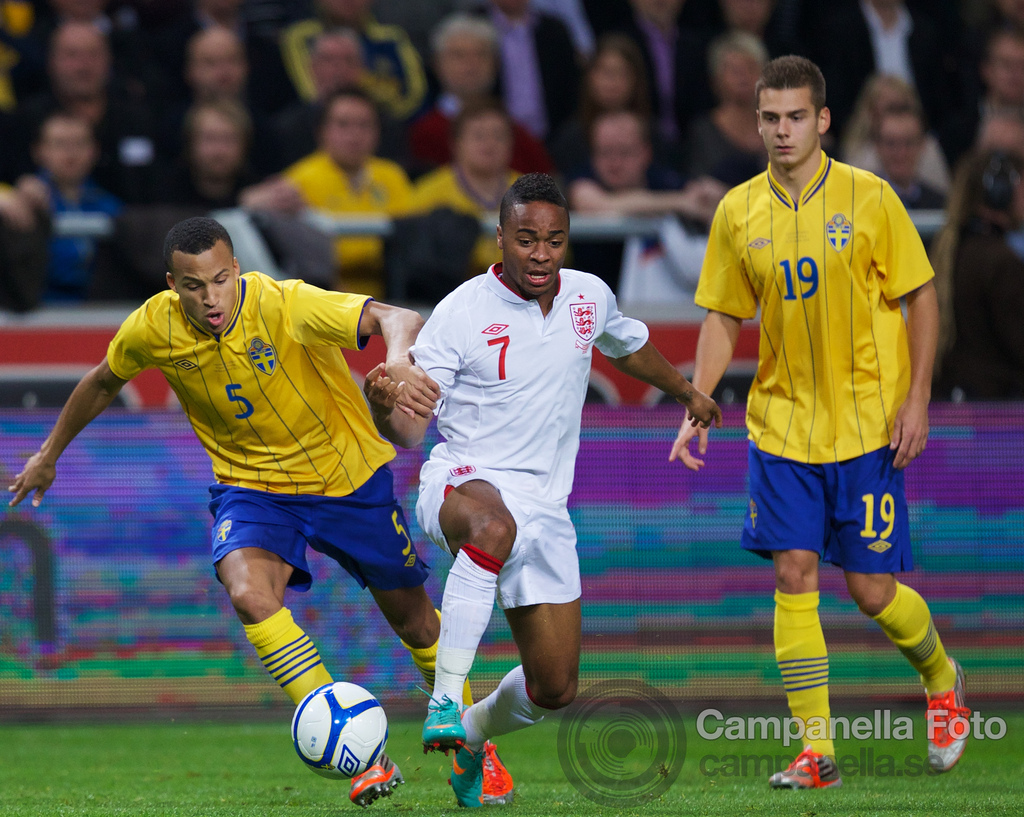 Sweden meets England at Friends Arena (Part 1) - 1 of 15