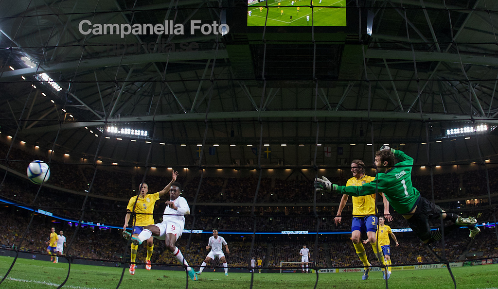 Sweden meets England at Friends Arena (Part 1) - 11 of 15