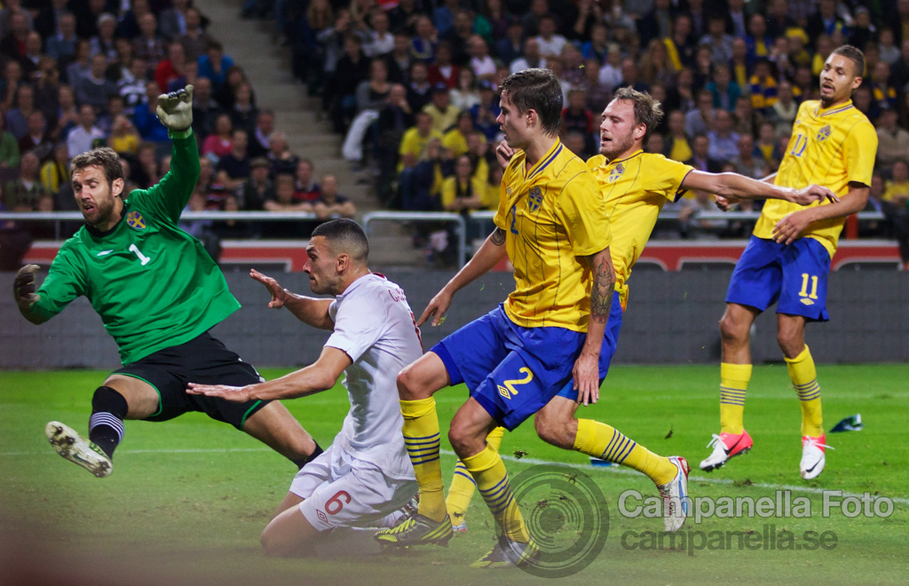Sweden meets England at Friends Arena (Part 1) - 13 of 15