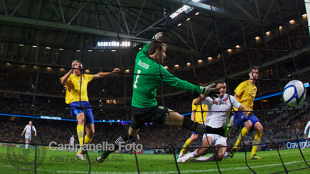 Sweden meets England at Friends Arena (Part 1) - 14 of 15