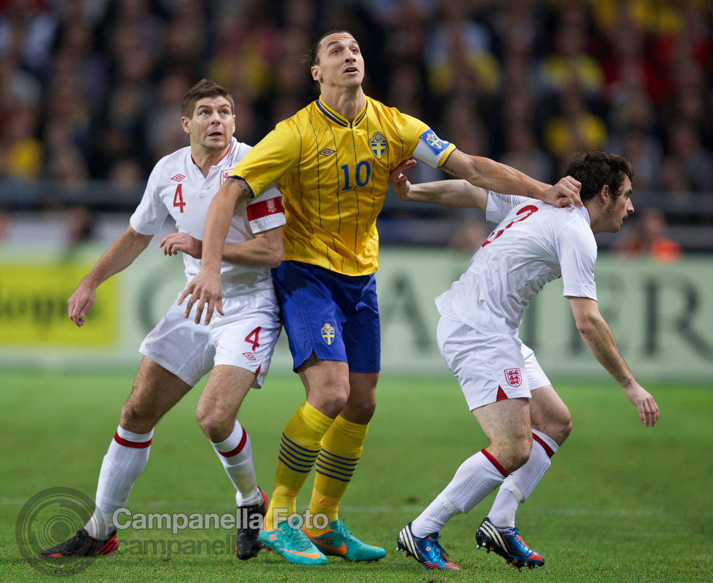 Sweden meets England at Friends Arena (Part 1) - 3 of 15