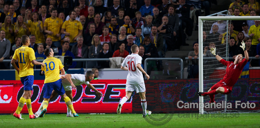 Sweden meets England at Friends Arena (Part 1) - 4 of 15