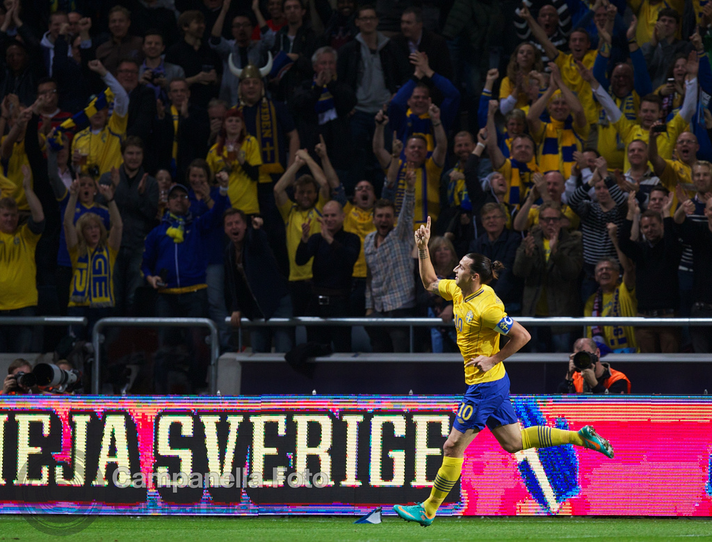 Sweden meets England at Friends Arena (Part 1) - 5 of 15