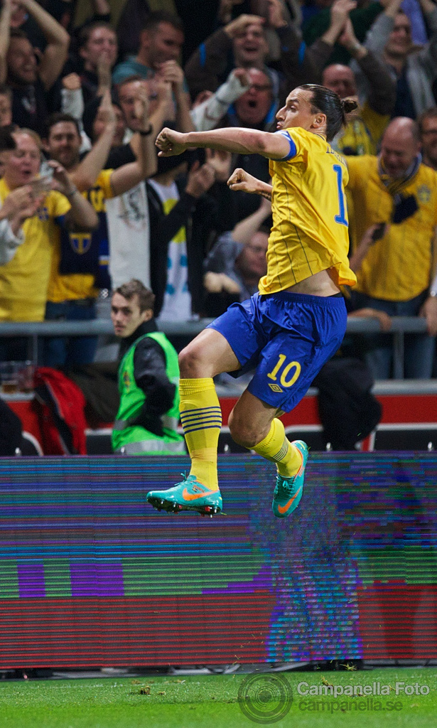 Sweden meets England at Friends Arena (Part 1) - 6 of 15
