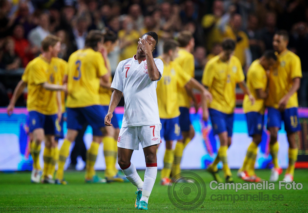 Sweden meets England at Friends Arena (Part 1) - 7 of 15