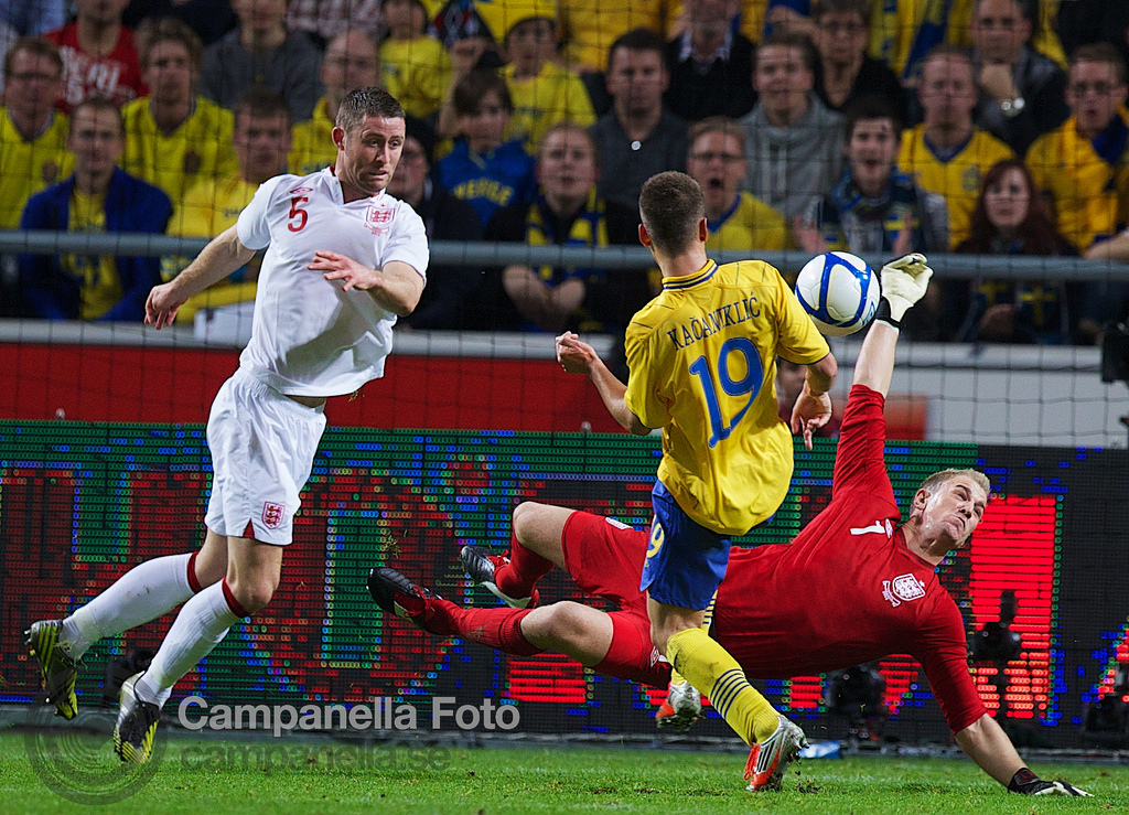 Sweden meets England at Friends Arena (Part 1) - 9 of 15