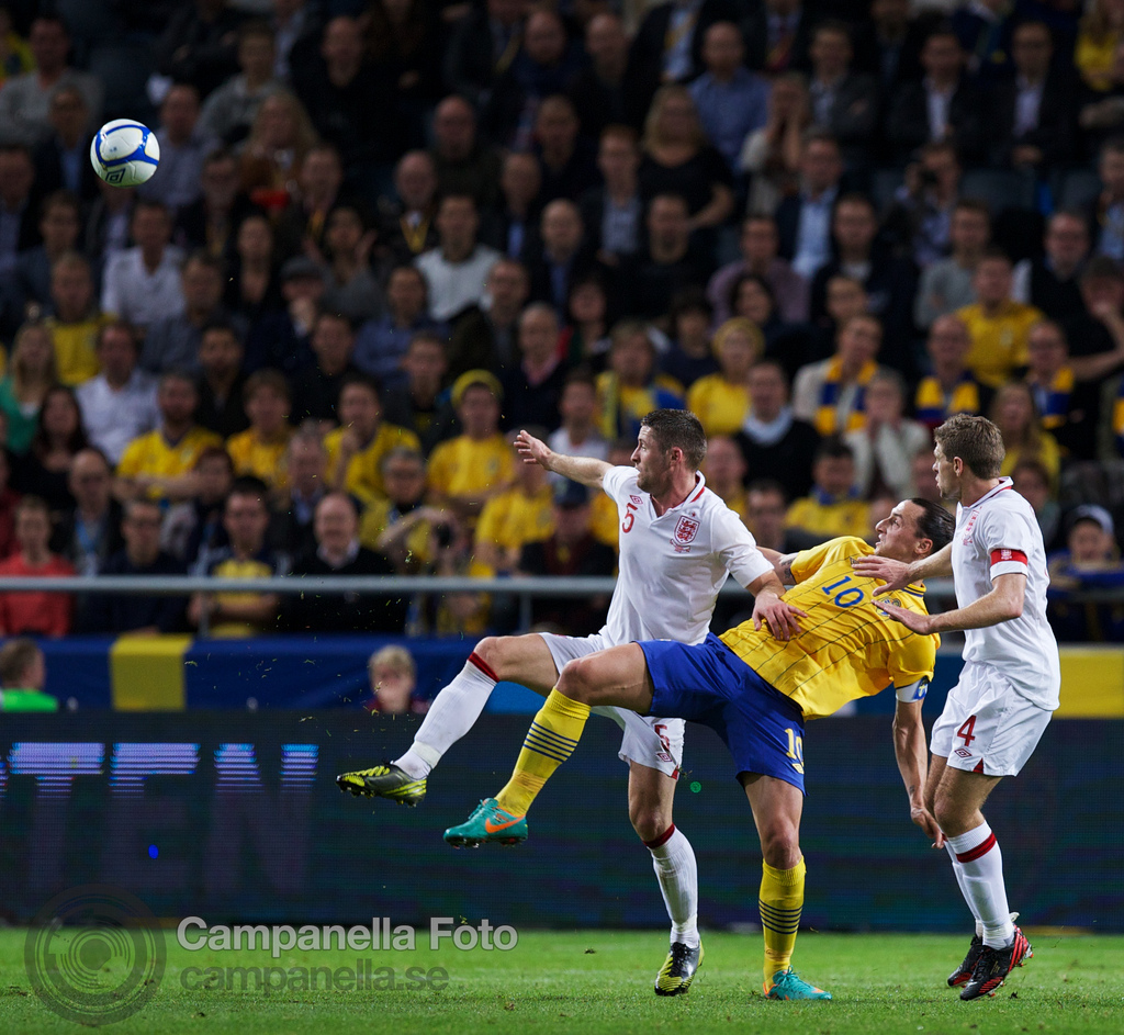 Sweden meets England at Friends Arena (Part 2) - 1 of 15