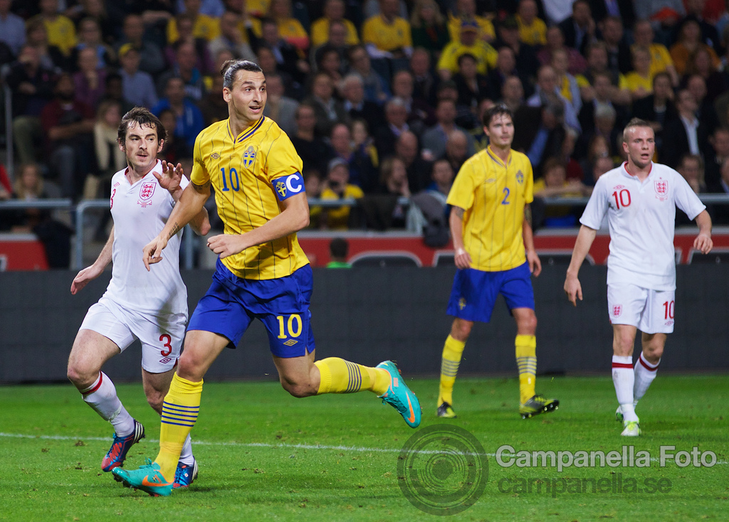 Sweden meets England at Friends Arena (Part 2) - 2 of 15