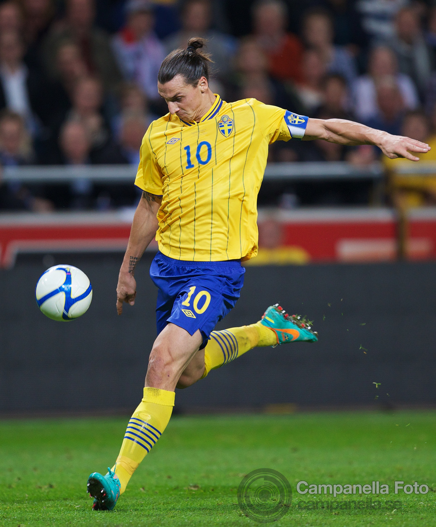 Sweden meets England at Friends Arena (Part 2) - 3 of 15