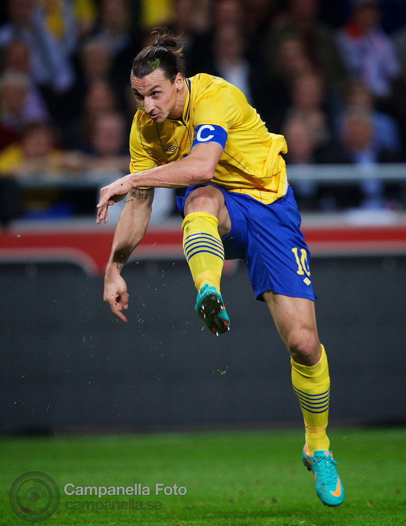 Sweden meets England at Friends Arena (Part 2) - 4 of 15